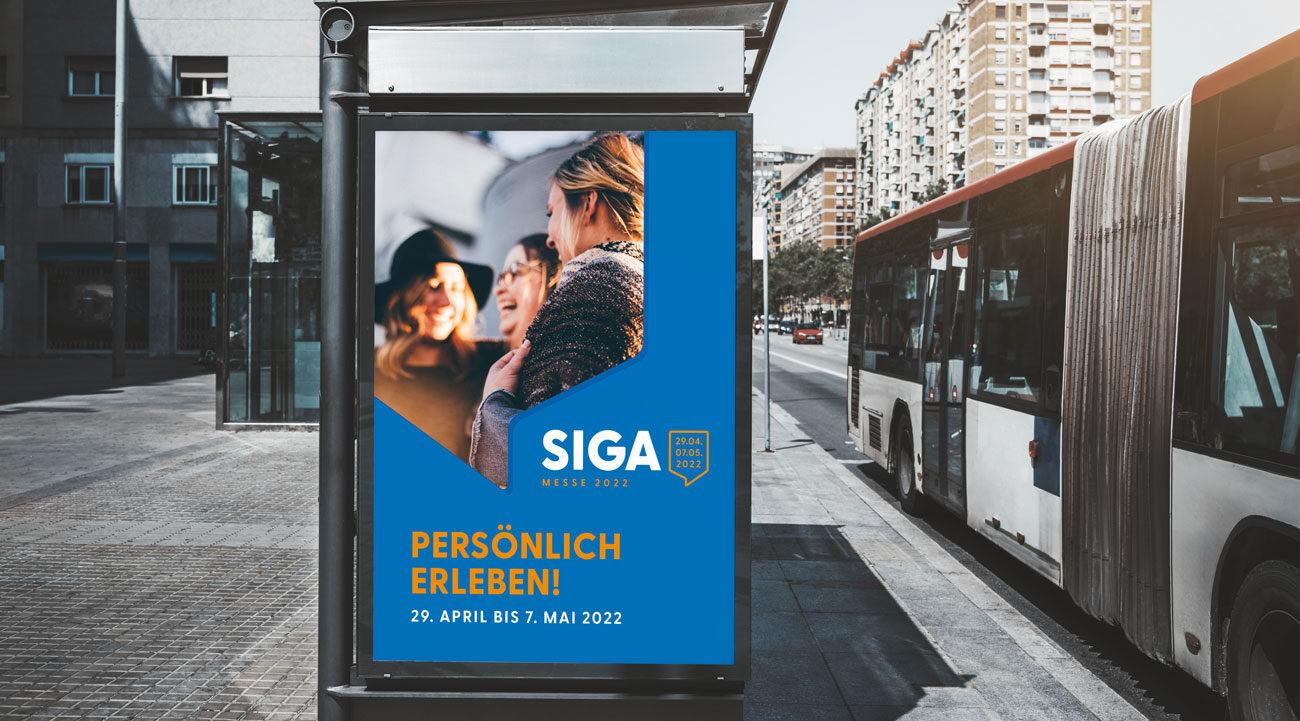 Bild von SIGA Messe